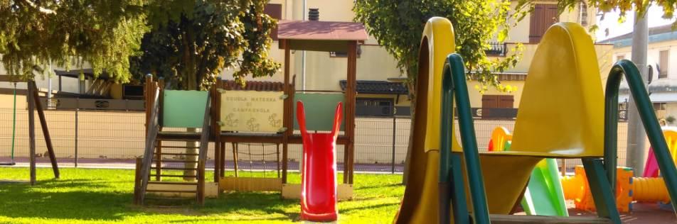 scuola dell'infanzia campagnola