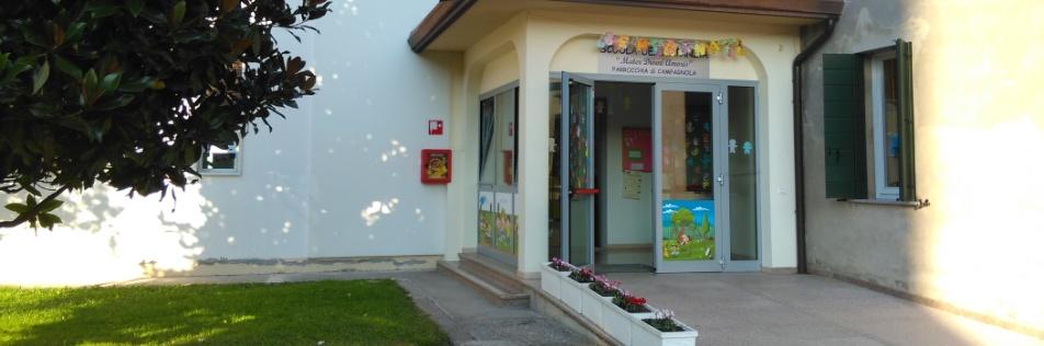 ingresso scuola dell'infanzia